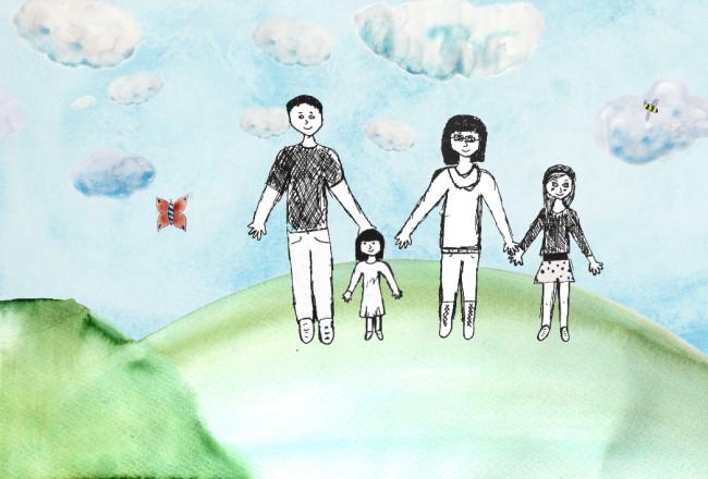 Familie Projekt Sichtweise