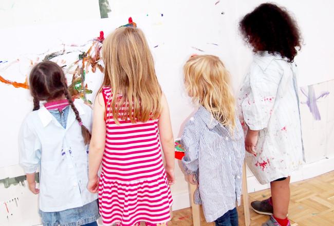 Kunsttherapeutisches Gruppenangebot für Kinder von Eltern in Trennungssituationen